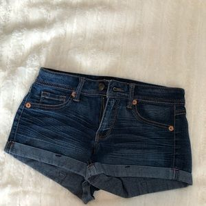 Pants - Dark Denim Jean Shorts- Size 5